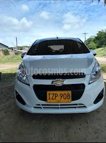 Chevrolet Spark GT 1.2 LT  usado (2017) color Blanco precio $26.000.000
