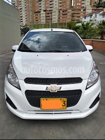Foto venta Carro usado Chevrolet Spark GT 1.2 LT (2015) color Blanco precio $24.000.000
