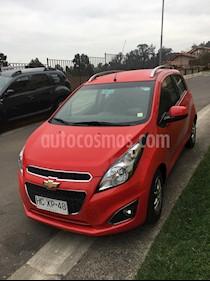 Foto venta Auto usado Chevrolet Spark GT 1.2 MT LT AC Full (2015) color Rojo precio $5.000.000