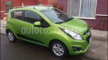 Foto venta Auto usado Chevrolet Spark GT 1.2 MT LT (2015) color Verde Lima precio $4.600.000