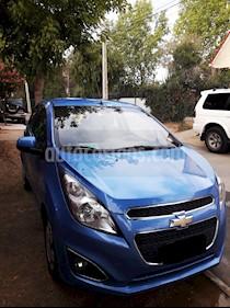 Chevrolet Spark GT 1.2 MT LT usado (2014) color Azul precio $4.000.000