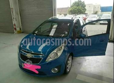 Foto venta Auto usado Chevrolet Spark GT 1.2L LT AC Full (2011) color Azul precio $3.300.000