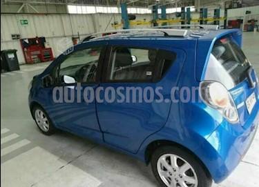 Chevrolet Spark GT 1.2L LT AC Full usado (2011) color Azul precio $3.500.000