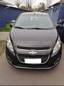 Chevrolet Spark GT 1.2L LT  usado (2014) color Gris Metalico precio $4.250.000