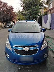 Chevrolet Spark GT 1.2 MT LT AC Full usado (2012) color Azul precio $3.700.000