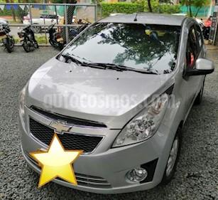 Chevrolet Spark GT Full Equipo usado (2012) color Plata precio $21.900.000