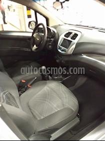 Chevrolet Spark GT 1.2 LT  usado (2019) color Plata precio $30.300.000