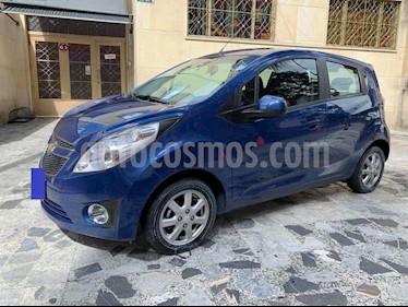 Chevrolet Spark GT 1.2 LT usado (2014) color Azul precio $16.000.000
