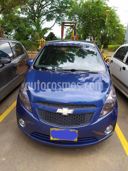 Chevrolet Spark GT 1.2 LT usado (2013) color Azul precio $21.900.000