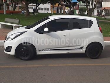 Chevrolet Spark GT 1.2 LT  usado (2018) color Blanco precio $17.300.000