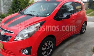 Chevrolet Spark GT Full Equipo usado (2012) color Rojo precio $21.500.000