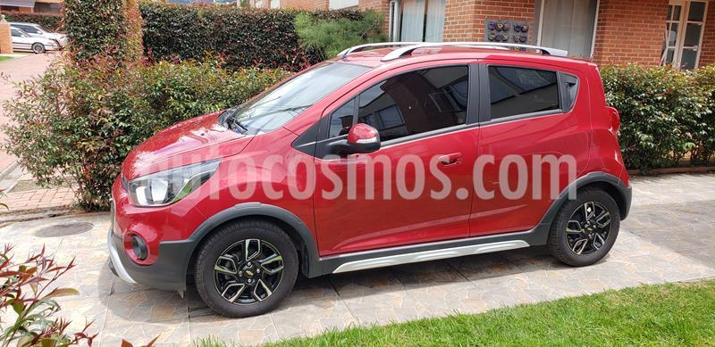 Chevrolet Spark GT Activ usado (2019) color Rojo Velvet precio $36.000.000
