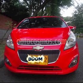 Chevrolet Spark GT Full Equipo usado (2014) color Rojo precio $23.500.000