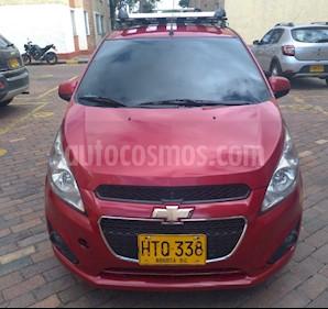 Chevrolet Spark GT 1.2 LT usado (2014) color Rojo Velvet precio $21.000.000