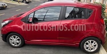 Chevrolet Spark GT 1.2 LTZ usado (2018) color Rojo precio $29.500.000