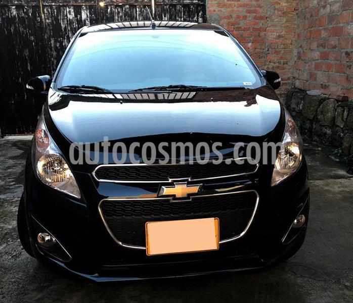 Chevrolet Spark GT LTZ usado (2018) color Negro Ebony precio $31.200.000
