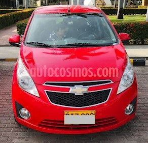 Foto venta Carro Usado Chevrolet Spark GT Full Equipo (2012) color Rojo precio $19.900.000