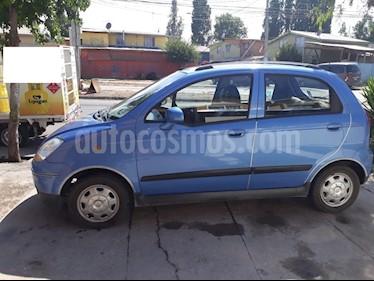 Chevrolet Spark Sedan   0.8L Lite usado (2013) color Azul Deportivo precio $2.500.000