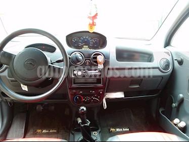 Chevrolet Spark Sedan   0.8L Lite usado (2011) color Negro precio $2.300.000