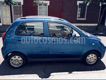 Chevrolet Spark Sedan   0.8L Lite usado (2010) color Azul Deportivo precio $2.400.000