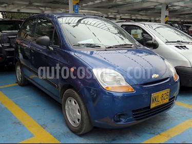 Foto venta Carro usado Chevrolet Spark 1.0 Go! (2013) color Azul precio $16.900.000
