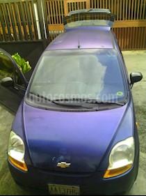 Foto venta carro usado Chevrolet Spark 1.0 L (2008) color Azul precio u$s1.300