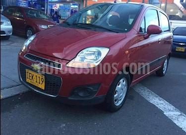 Foto venta Carro usado Chevrolet Spark 1.0 LS (2015) color Rojo precio $17.800.000