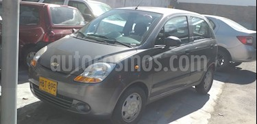 Foto venta Carro usado Chevrolet Spark 1.0 LS (2014) color Gris precio $16.500.000