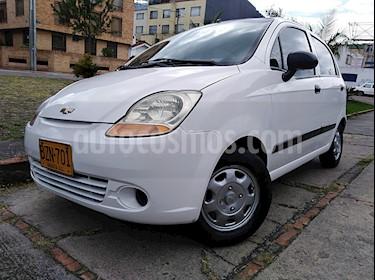 Foto venta Carro Usado Chevrolet Spark 1.0 LS (2007) color Blanco precio $11.900.000