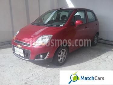 Foto venta Carro usado Chevrolet Spark 1.0L Life Plus (2016) color Rojo Velvet precio $19.990.000