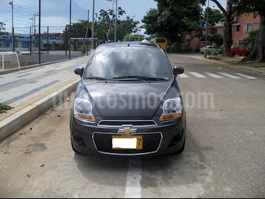 Foto venta Carro usado Chevrolet Spark 1.0L Life (2018) color Gris Galapagos precio $25.000.000