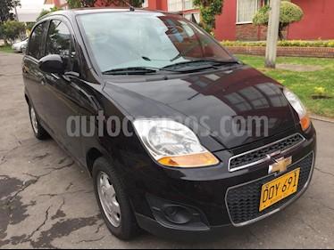 Foto venta Carro usado Chevrolet Spark 1.0L Life (2018) color Negro precio $20.500.000