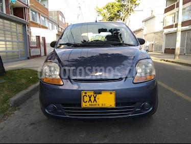 Foto venta Carro Usado Chevrolet Spark 1.0L  (2008) color Azul Corsega precio $12.800.000