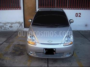 Chevrolet Spark 1.0L usado (2013) color Plata precio u$s2.850