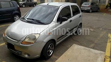 Foto venta carro Usado Chevrolet Spark 1.1 Mec (2007) color Plata