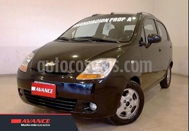 Foto venta Auto usado Chevrolet Spark 1.2 LT (2010) color Negro precio $182.000