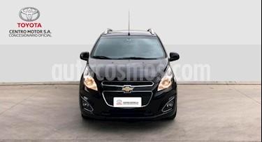 Foto venta Auto usado Chevrolet Spark 1.2 LT (2017) color Negro precio $310.000