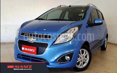 Foto venta Auto Usado Chevrolet Spark 1.2 LT (2013) color Azul Celeste precio $249.000