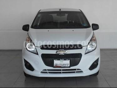 Foto Chevrolet Spark 5P HB LS CLASICO 1.2L TM5 usado (2016) color Blanco precio $115,000