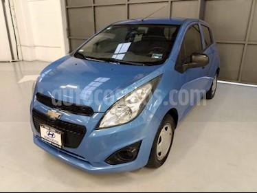 Foto venta Auto usado Chevrolet Spark 5p LS L4/1.2 Man (2014) color Azul precio $100,000