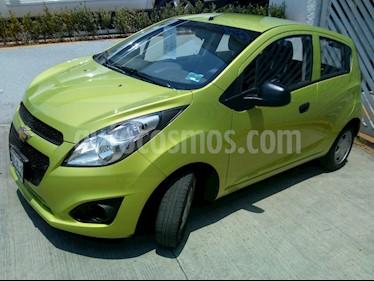 Foto venta Auto usado Chevrolet Spark 5p LT Classic L4/1.2 Man (2016) color Verde precio $122,000