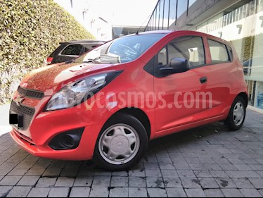 Foto venta Auto usado Chevrolet Spark 5p LT Classic L4/1.2 Man (2017) color Rojo precio $135,000