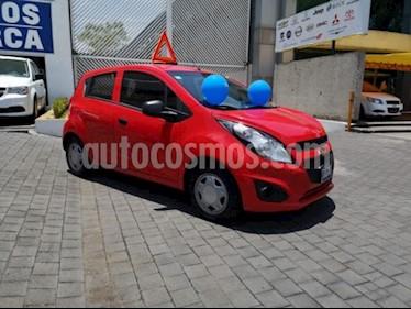 foto Chevrolet Spark 5p LT L4/1.4 Man usado (2017) color Rojo precio $148,500