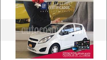 Foto venta Auto usado Chevrolet Spark 5p LT L4/1.4 Man (2016) color Blanco precio $128,900