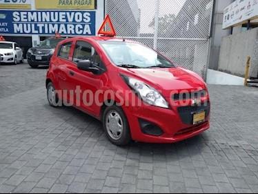 Foto venta Auto usado Chevrolet Spark 5p LT L4/1.4 Man (2016) color Rojo precio $128,000
