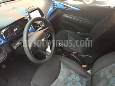 Foto venta Auto usado Chevrolet Spark 5p LTZ L4/1.4 Man (2018) color Azul precio $199,000