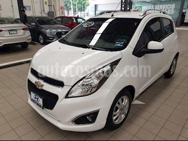 Foto venta Auto usado Chevrolet Spark 5p LTZ L4/1.4 Man (2016) color Blanco precio $139,000