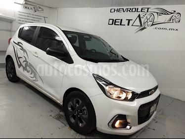 Foto venta Auto usado Chevrolet Spark Active (2017) color Blanco precio $149,900