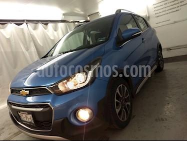 Foto venta Auto usado Chevrolet Spark Active (2017) color Azul Denim precio $169,000