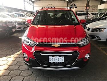Foto venta Auto usado Chevrolet Spark Active  (2018) color Rojo Flama precio $197,000
